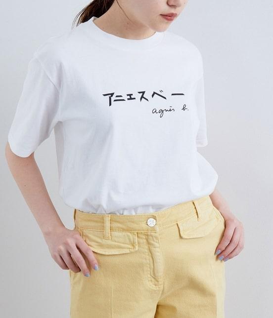 ADAM ET ROPE'×agnes b.(アダムエロペ×アニエスベー)大人気の別注Tシャツ キッズサイズ登場!