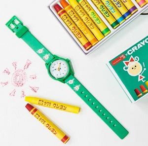 「 サクラクレパス×時計専門店タイムステーションNEO」コラボ腕時計5/1(金)先行発売!