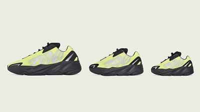 """アディダス オリジナルス イージー ブースト 700 MNVN """"フォスファー""""(adidas Originals YEEZY BOOST 700 MNVN """"PHOSPHOR"""")4/24(金)発売!"""