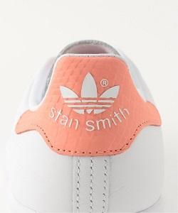 スピック&スパン(Spick & Span) から「adidas STAN SMITH」ピンク&カーキが発売!