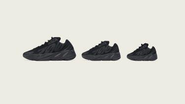 """アディダス オリジナルス イージー ブースト 700 MNVN """"ブラック"""" (adidas Originals YEEZY BOOST 700 MNVN """"BLACK"""")5/23(土)発売!"""