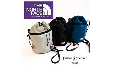 「 THE NORTH FACE PURPLE LABEL×JOURNAL STANDARD 」別注ショルダーバッグ発売!