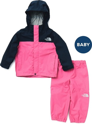 ザ ノースフェイス (THE NORTH FACE KIDS)『THE FIELD BOOK for SPLASHING AROUND』-2020ss-