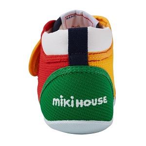 ミキハウス(miki HOUSE) 定番ベビーシューズからマルチカラーが登場!