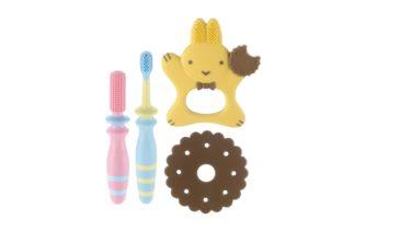 リッチェル(Richell)から「赤ちゃん専用トライ(TLI)歯ブラシシリーズ」発売!