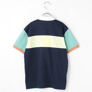 コムサ・フィユから ポップで可愛らしいラガーシャツが6/4(木)発売!