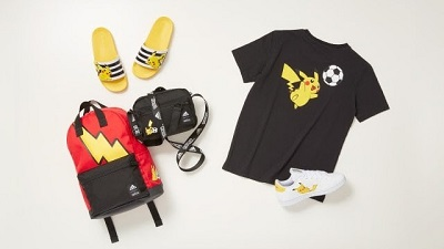 「adidas × ポケモン」コレクション第二弾!