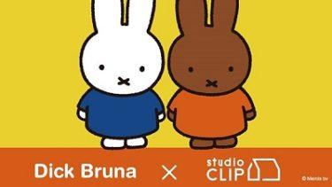 「studio CLIP× ディック・ブルーナ」コラボアイテムが8/1(土)発売!