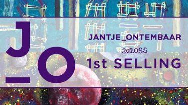 香取慎吾氏×祐真朋樹氏 「JANTJE_ONTEMBAAR(ヤンチェ_オンテンバール) 2020 S.S 1st SELLING」7/16(木)18:00~限定開催!