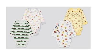 「ユニクロUT × 絵本コレクション」 ベビー用ボディスーツ8月下旬発売予定!