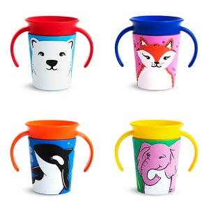 「もうこぼさない!」で人気、ミラクルカップから新商品「ミラクルカップ・ワイルドラブ」登場!