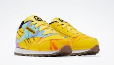 KIDS リーボック クラシック レザー(Reebok Classic Leather Shoes [FY3713])!
