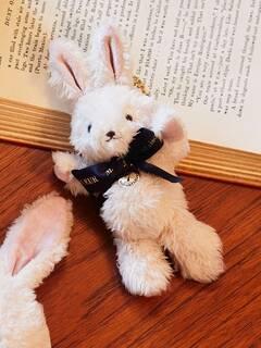"Maison de FLEUR(メゾン ド フルール)7周年記念 ""7""が刻印された特別仕様「FLEUR Bear & Rabbit」9/18(金)発売!"