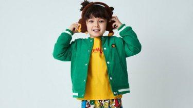 "BAPE KIDS®(ベイプキッズ) ""BABY MILO® EMBROIDERY JACKET ""が9/5(土)発売!"