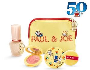 『ポール & ジョー ボーテ(PAUL & JOE BEAUTE)×ドラえもん』クリスマスコフレ2020 11/1(日)限定発売!
