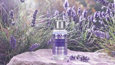 ロクシタン(L'OCCITANE) クリーンハンドジェルにラベンダーの香りが新登場!9/30(水)発売