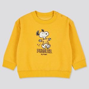 「 ユニクロUT×ピーナッツ 」スウェットシャツ9月下旬発売予定!