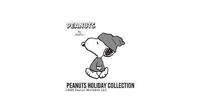 「ユニクロUT×ピーナッツ」ホリデーコレクション 11月上旬発売予定!