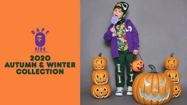 BAPE KIDS® 20AW COLLECTION