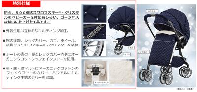 「アカチャンホンポ×コンビ(Combi)」 限定企画 ベビーカー発売!