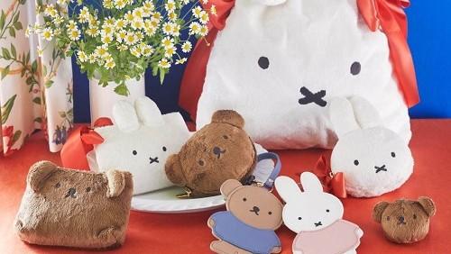 「Maison de FLEUR × Miffy (メゾンドフルール×ミッフィー)」全国ショップ10/9(金)発売!