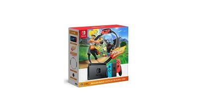 「Nintendo Switch リングフィット アドベンチャー セット」11/20(金)発売!