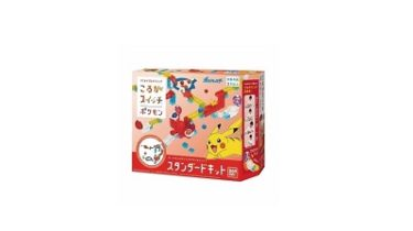 『ころがスイッチポケモン ファーストキット』11/28(土)発売!