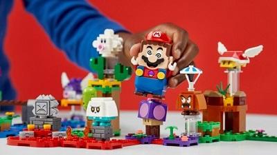 【レゴ(LEGO)×任天堂スーパーマリオ】「レゴ®スーパーマリオ」に新セット登場!2021年1/1(金)発売!