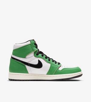 """ナイキ ウィメンズ エア ジョーダン 1 ハイ レトロ OG """"ラッキーグリーン"""" (NIKE WMNS AIR JORDAN 1 HIGH RETRO OG """"Lucky Green"""") [DB4612-300] 11/2(月)発売!"""