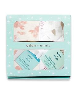 【aden+anais(エイデンアンドアネイ) 】スナグルニットコレクション 新柄&新ギフトセット発売!