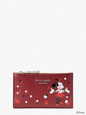 【ケイト・スペードニューヨーク】disney x kate spade new new york minnie mouse collection