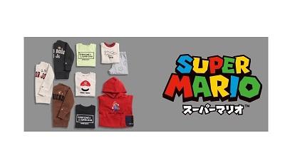 「BREEZE × スーパーマリオ」12/11(金)発売!