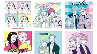 【3COINS(スリーコインズ)】 よしもと芸人とのコラボ「3COINS de YOSHIMOTO」1/30(土)発売!