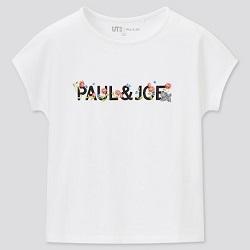 【 ユニクロUT× PAUL & JOE(ポール & ジョー) 】 3月下旬発売予定!