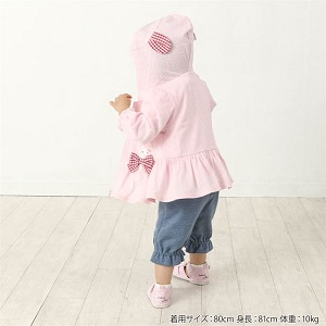 子ども服のKIMURATAN(キムラタン) 『クーラクール(coeur a coeur) 2021サマーコレクション』2/25(木)発売