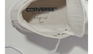 【 Ungrid × CONVERSE】 別注スニーカー 3/1(月)予約発売!