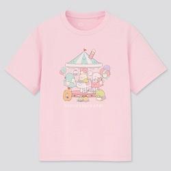 【ユニクロUT×すみっコぐらし 2021 春夏】コレクション 4月下旬発売予定!