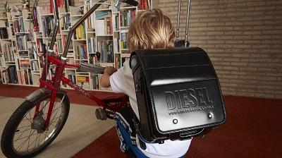 【 ディーゼル(DIESEL) 】 2022年新作ランドセルコレクションが登場