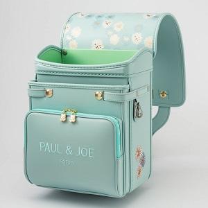 【 ポール & ジョー(PAUL & JOE) 】2022年新作ランドセルコレクションが登場