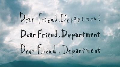"""【伊勢丹新宿店】人気ブランド<ミナ ペルホネン>の店頭企画 """"Dear Friend, Department"""" 3/24(水)~開催"""