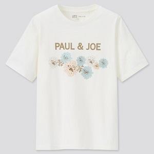 第2弾!【 ユニクロ× PAUL & JOE(ポール&ジョー) 】6月下旬発売予定