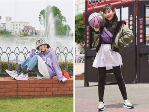 【MOONSTAR】小学生女子向け『Ni-mo®』から2021年秋冬シーズン新作が登場!
